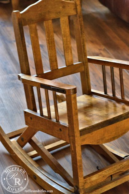 Admirable Furniture Reveal Miniature Rocking Chair Lamtechconsult Wood Chair Design Ideas Lamtechconsultcom