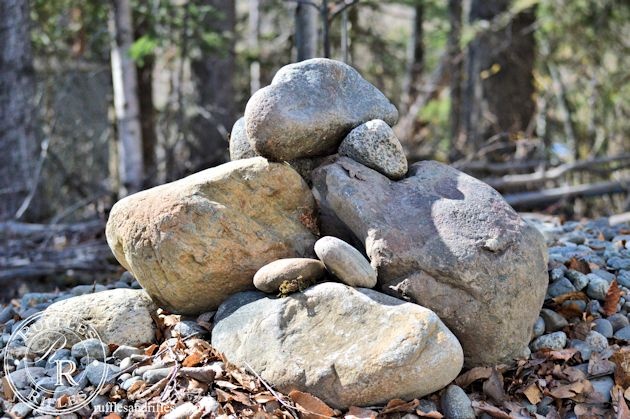 faith rock pile 1