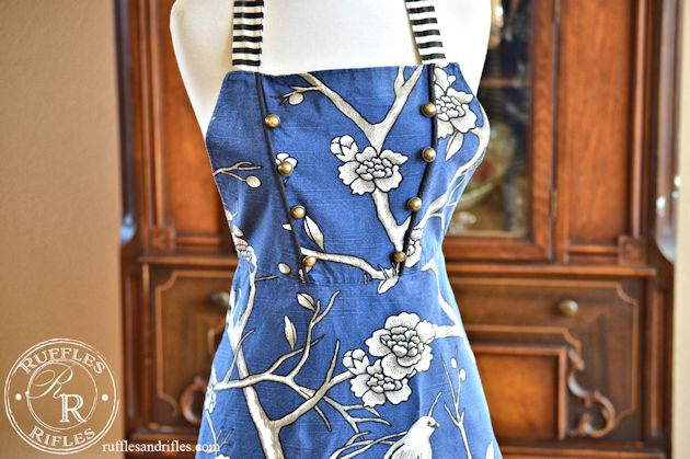 Tailored Apron 5