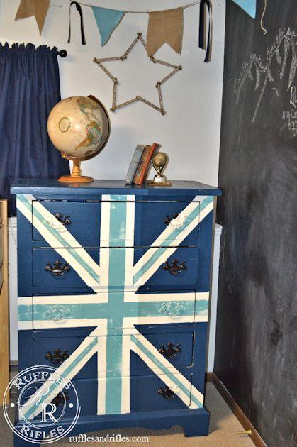 Union Jack Dresser 4
