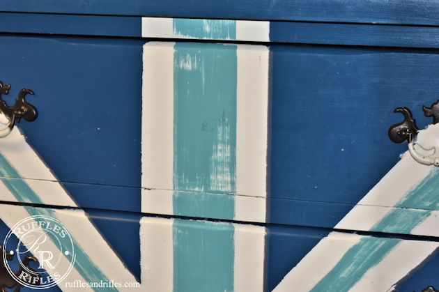 Union Jack Dresser 8