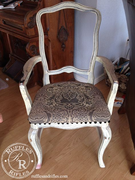 French Country Chair 1