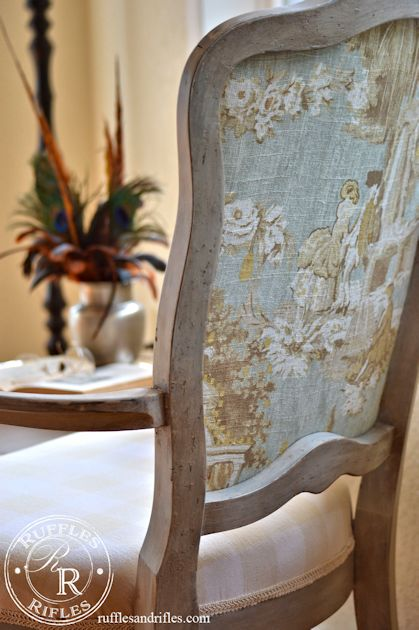 French Country Chair 12