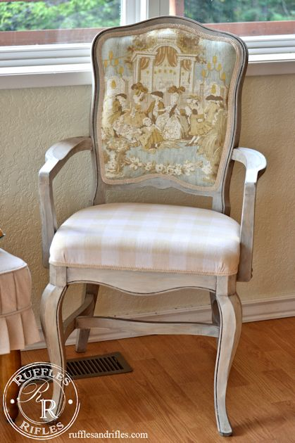 French Country Chair 16