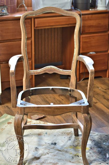 French Country Chair 2