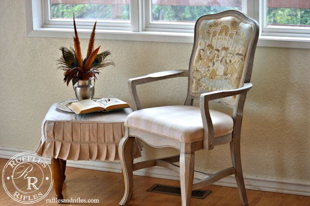 French Country Chair 4