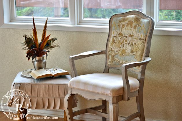 French Country Chair 7