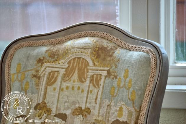 French Country Chair 8