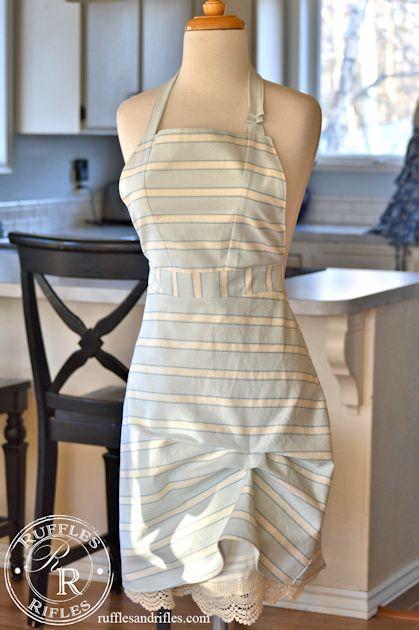 Petticoat Apron 1