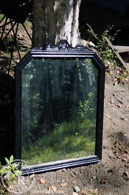 Vintage Mirror 1