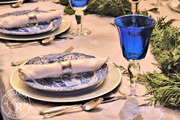 Christmas Tablescape 2