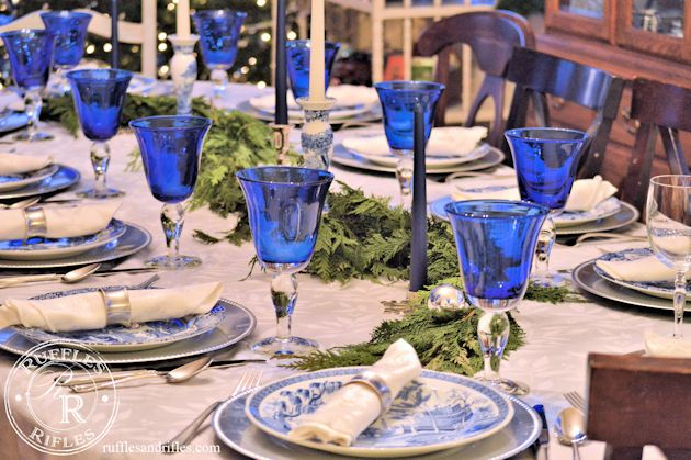 Christmas Tablescape 4