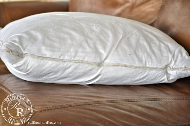 Affordable Feather Pillow Insert 5