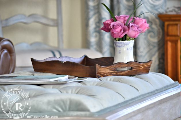Wooden tray 3