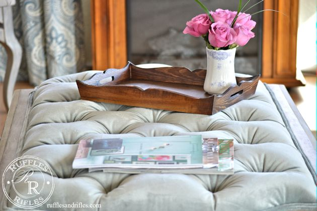 wooden tray 10