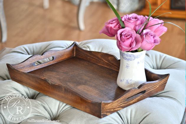 wooden tray 7