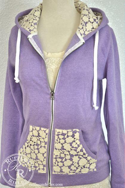 Embellished Hoodie 8