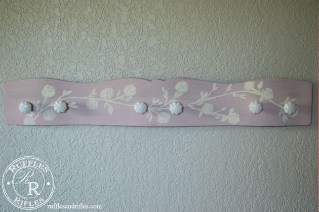 Rose Hook Rack 4