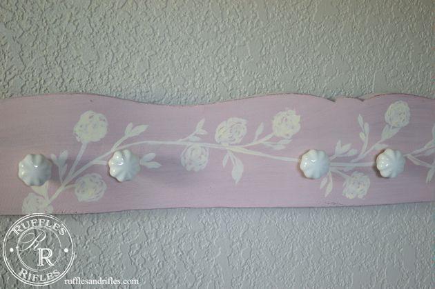 Rose Hook Rack 5