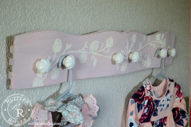 Rose Hook Rack 7