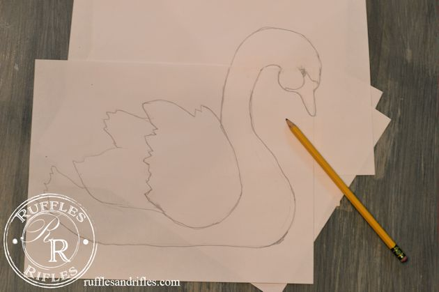 swan-pillow-drawing