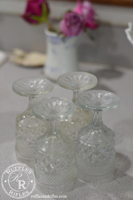 Dingy Vintage Glassware
