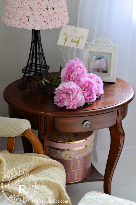 French Baby Girl Nursery