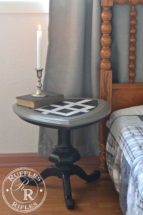 Coat of Arms Nightstand
