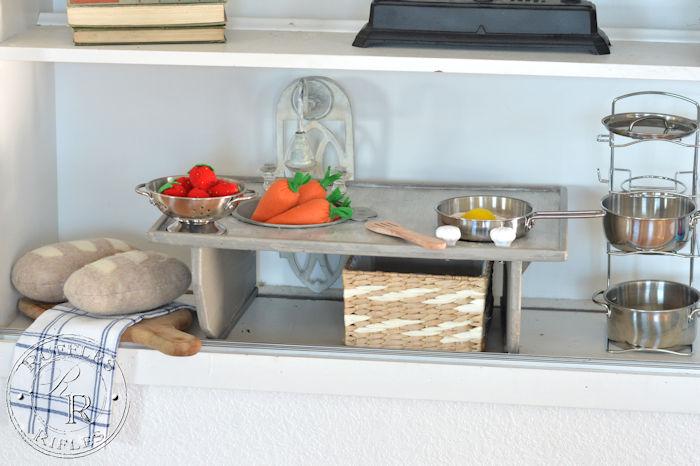 Mini Play Kitchen