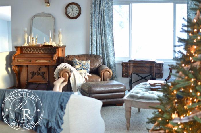 Christmas Living Room 2018