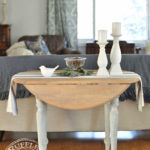 The Round Farmhouse Table