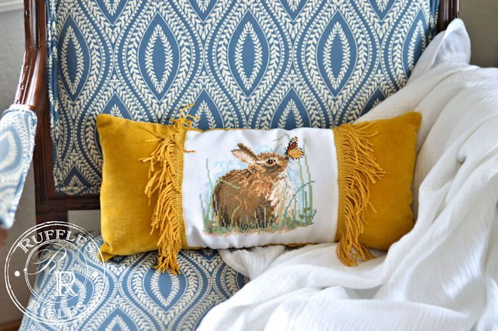 Bunny Pillow