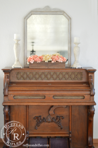 French Country Candlestick Makeover