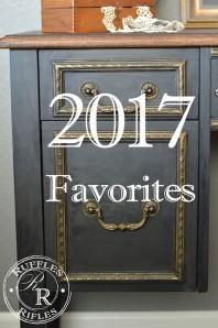 2017 Favorites