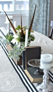 Masculine Party Decor and the Secret to Planning an Event