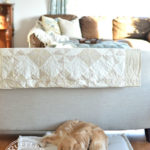 French Mattress Dog Bed and Tutorial