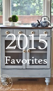 A Year in Review – 2015 Favorites