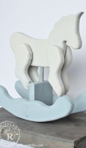 The Faithful Ones | a Tale of a Small Wooden Rocking Horse