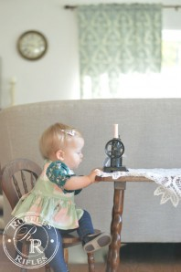 Pepper Baby Dress