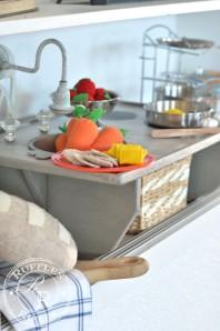 The Mini Play Kitchen