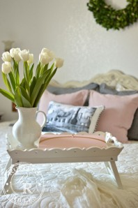 The Needlepoint Farmhouse Pillow and Items for Sale